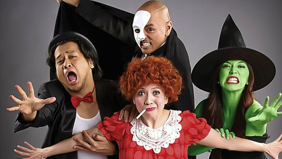 Forbidden Broadway | Tobin Center for the Performing Arts San Antonio Texas  sc 1 st  Tobin Center & Forbidden Broadway | Tobin Center for the Performing Arts San ...