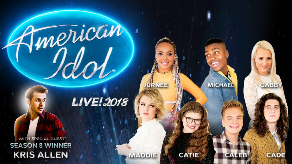 american idol live 2018 tobin center for the performing arts san