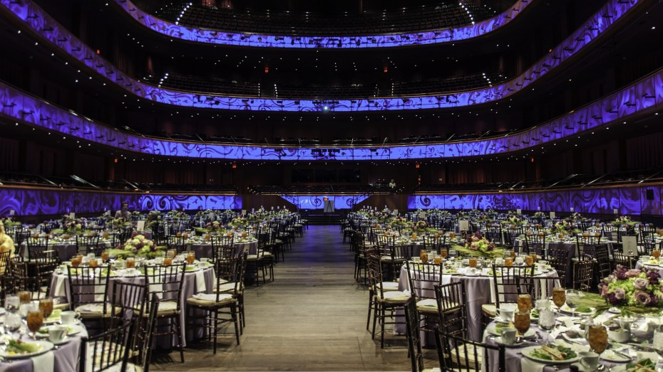 Plan Your Event | Tobin Center for the Performing Arts, San